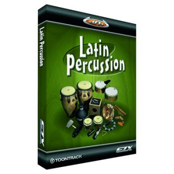 Toontrack EZX Latin Percussion v1.5.1 Update (WIN and OSX)