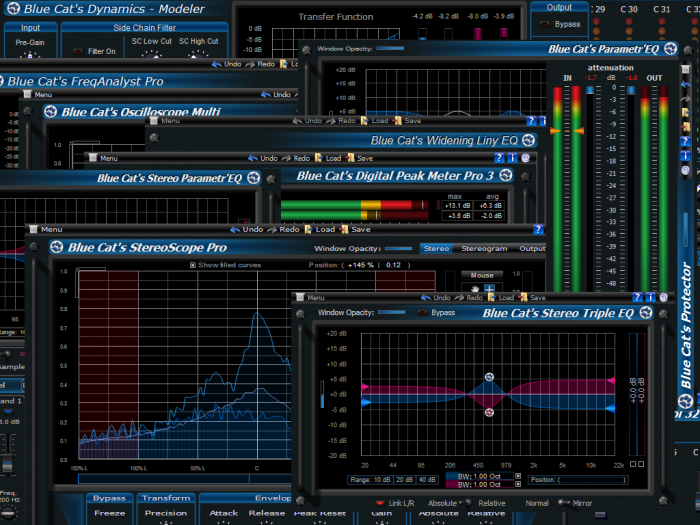 Blue Cat Audio All Plugins Pack 5.9.2013 by R2R