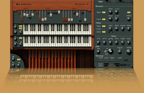 LinPlug Organ 3.v3.2.0 Incl Keygen WiN/MAC-R2R