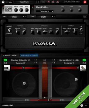 Kuassa Amplifikation One v1.2.6 VST x86 x64-CHAOS