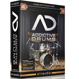 XLN Audio Addictive Drums v1.5.7 and Library Update