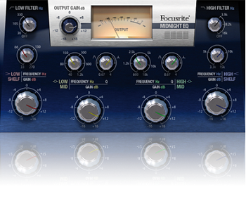 Focusrite Midnight Plugin Suite v1.6.RTAS VST x86.x64 PATCHED-CHAOS