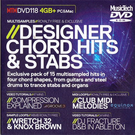 Music Tech Magazine Issue 118 DVD Content FULL