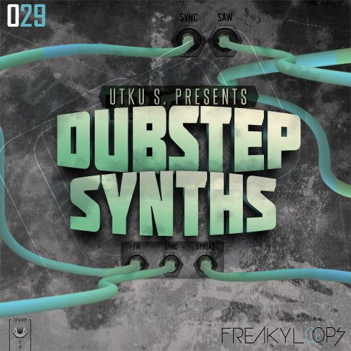 Freaky Loops Dubstep synths WAV-MAGNETRiXX