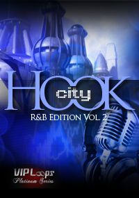 VIP Loops Hook City RnB Edition Vol.2 ACiD WAV AiFF-MAGNETRiXX
