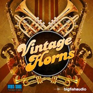 Big Fish Audio Vintage Horns Refill