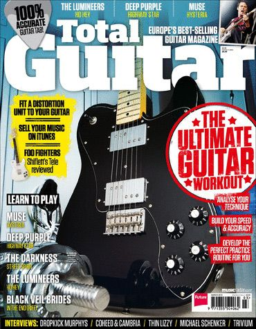 Total Guitar - March 2013