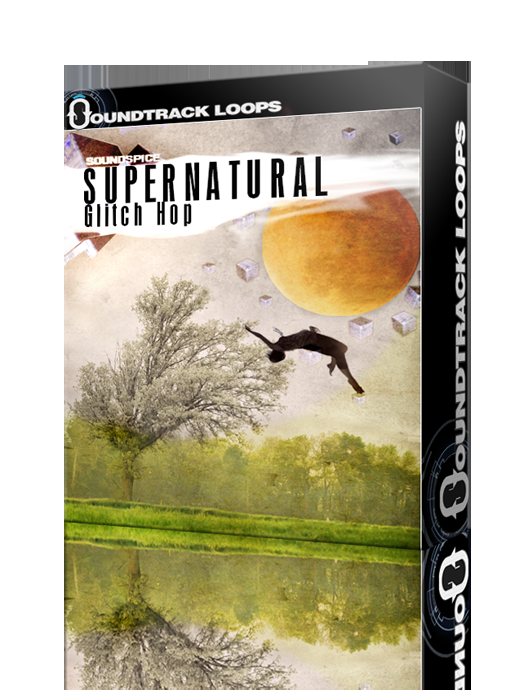 Soundtrack Loops Supernatural Glitch Hop ABLETON -MAGNETRiXX