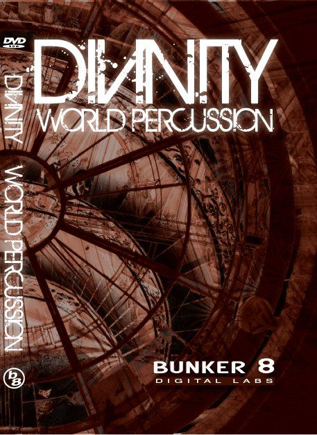 Bunker 8 Digital Labs Divinity World Percussion MULTiFORMAT-MAGNETRiXX