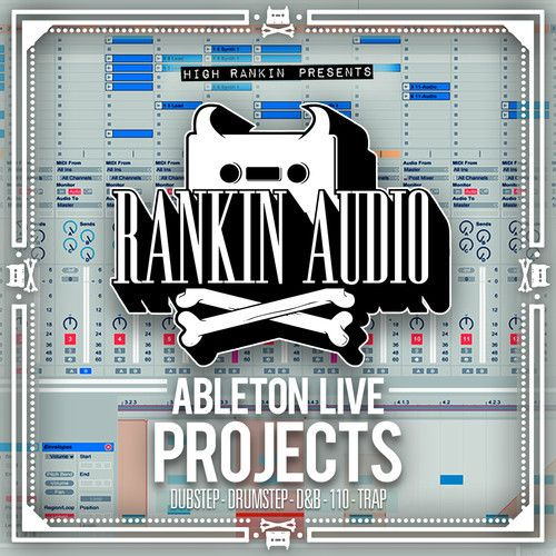 Rankin Audio Ableton Live Projects WAV DAW Presets Ableton Live Presets-MAGNETRiXX