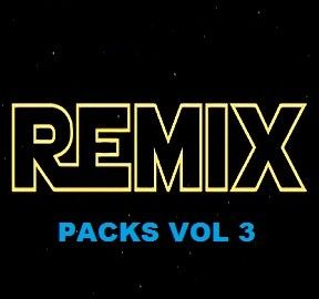 Remix Packs & kits Vol 3