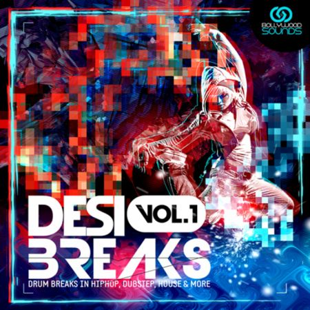 BollywoodSounds Desi Breaks Vol1 ACiD WAV REX AiFF