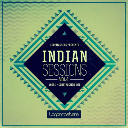 Loopmasters Indian Sessions Vol.4 WAV REX2