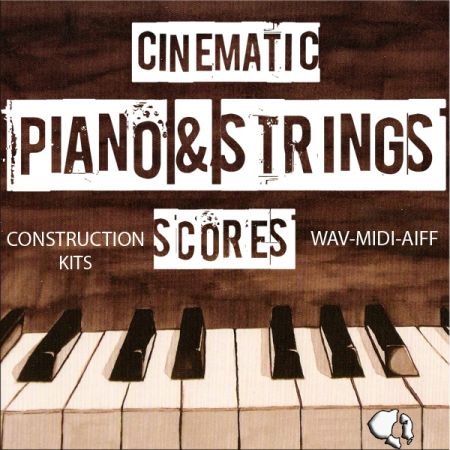 Auditory Cinematic Piano and Strings Scores ACiD WAV MiDi AiFF-MAGNETRiXX