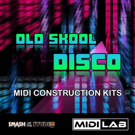 Smash Up The Studio MIDI Lab Old Skool Disco MiDi-MAGNETRiXX