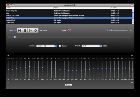 JS8 Media AudioRefurb v3.97 MacOSX Incl Keymaker-CORE