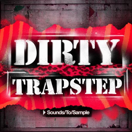 Sounds To Sample - Dirty Trapstep WAV MNSV FXB