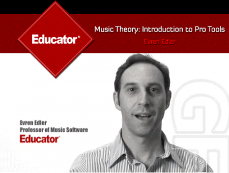 Educator.com Music Theory: Introduction to Pro Tools TUTORiAL