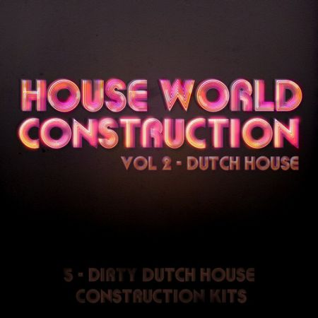 D&M Samples House World Construction Vol.2 WAV-MAGNETRiXX