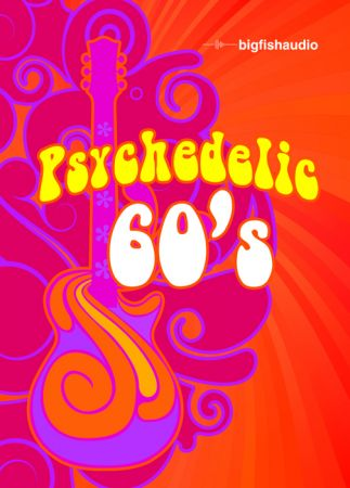 Big Fish Audio Psychedelic 60s MULTiFORMAT-MAGNETRiXX