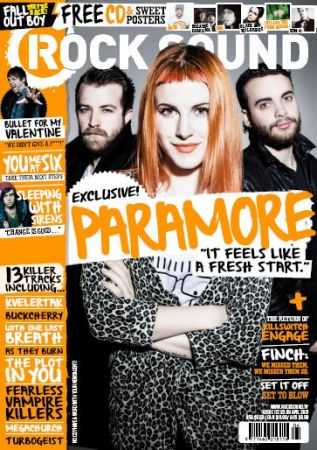 Rock Sound - April 2013
