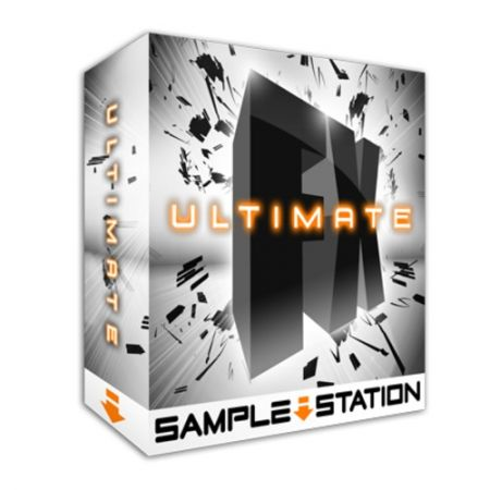 Sample Station Ultimate FX WAV-MAGNETRiXX
