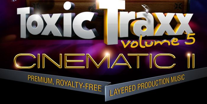 Digital Juice - Toxic Traxx Vol. 5: Cinematic 2