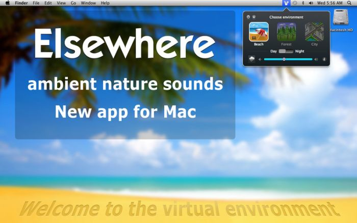 Elsewhere Ambient Nature Sounds v1.3 MacOSX Cracked-CORE