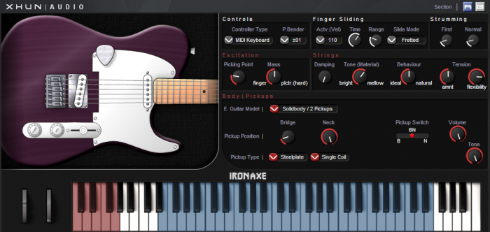 Xhun Audio IronAxe v1.2.1-R2R