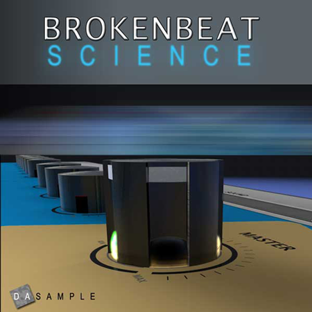 Dasample Brokenbeat Science WAV AiFF