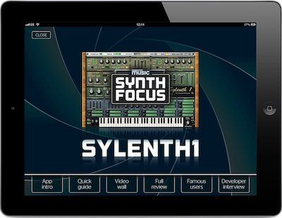 Computer Music - Synth Focus: Sylenth1 TUTORiAL