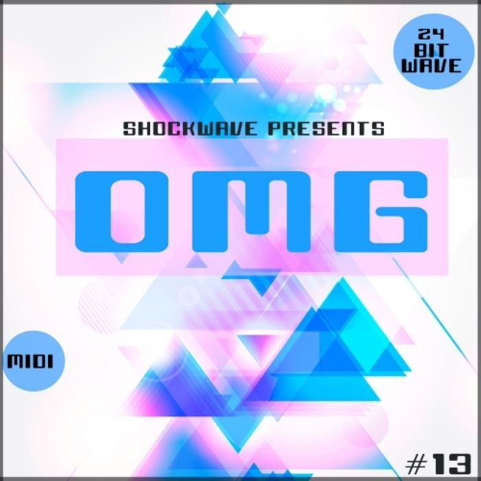 Shockwave Shockwave OMG 013 WAV MiDi-PiRAT