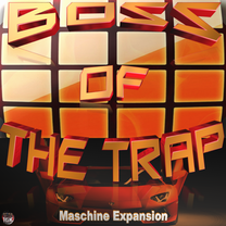 TheMaschineWarehouse Boss Of The Trap Maschine Expansion DVDR