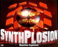 TheMaschineWarehouse SynthPlosion Maschine Expansion DVDR
