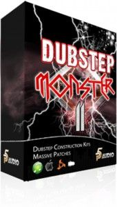 P5Audio - Dubstep Monster 2 WAV