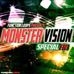 Function Loops Monster Vision Special FX WAV-MAGNETRiXX
