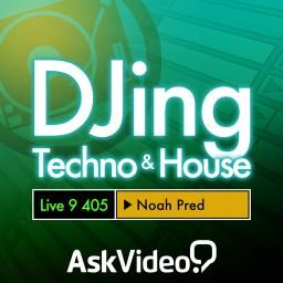 Ask Video Live 9 405 DJing Techno and House TUTORiAL-SONiTUS