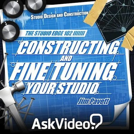 Ask Video The Studio Edge 101 Planning A Recording Studio TUTORiAL-SONiTUS