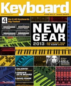 Keyboard Magazine - April 2013