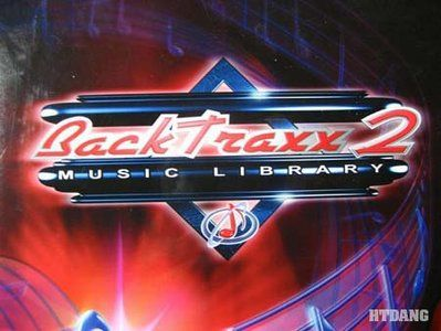 BackTraxx 2 Music Library
