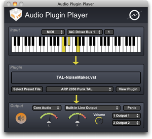 Audio Plugin Player v1.3 MacOSX Retail-CORE