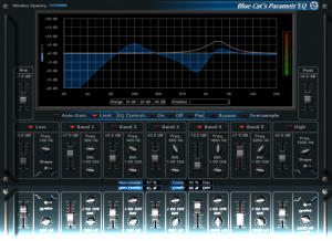 Blue Cat Audio Parametr'EQ v3.51 x86 x64 PROPER-CHAOS