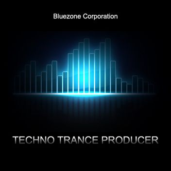 Bluezone Corporation Techno Trance Producer MULTiFORMAT SCD-BYS