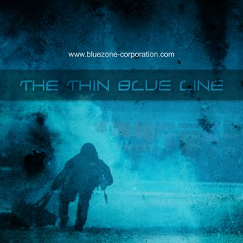 Bluezone Corporation The Thin Blue Line WAV SCD-BYS