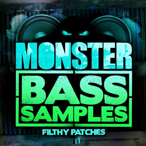 Filthy Patches Monster Bass Samples WAV-MAGNETRiXX