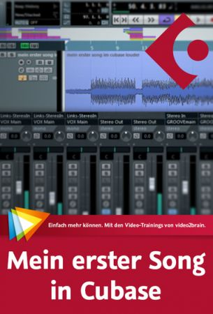 video2brain - Mein erster Song in Cubase TUTORiAL