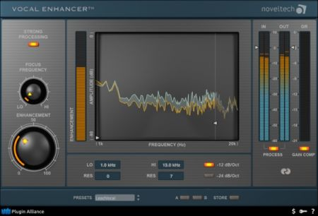 Noveltech Vocal Enhancer v1.0 AU VST RTAS MAC OSX K-IND
