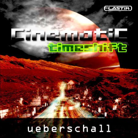 Ueberschall Cinematic Timeshift Elastik-MAGNETRiXX
