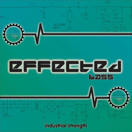 Industrial Strength Records Effected Bass MULTiFORMAT