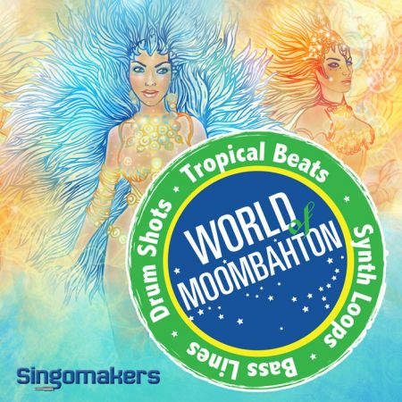 Singomakers World Of Moombahton WAV REX2
